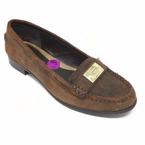 Women's Lauren Ralph Lauren Gratia Flats Size 8.5B